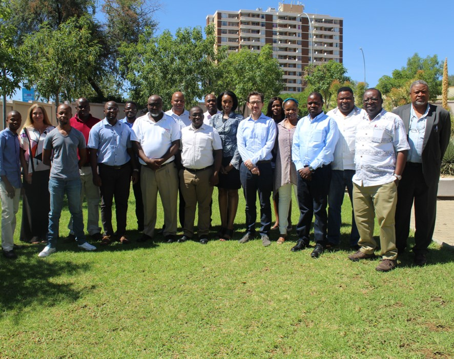 The WeMAST Consortium meets in Windhoek