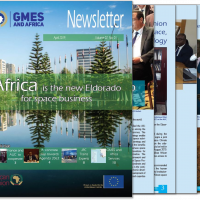 The GMES and Africa Support Programme projecting Africa into a Space Science age