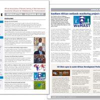 WeMAST featured in AARSE Newsletter
