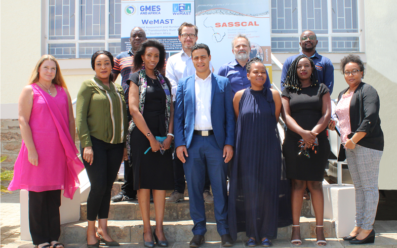 The WeMAST consortium recounts milestones during AUC visit
