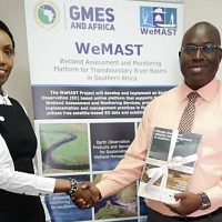 The WeMAST consortium and the AU meet to strategise the path ahead